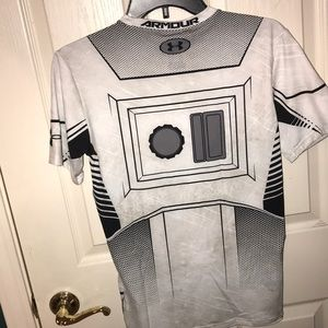 Under Armour Shirts - Under Armour Star Wars Stormtrooper Compression